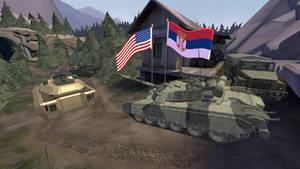 Defending Belgrade