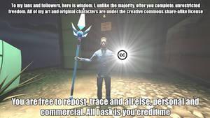 Creative Commons Messiah