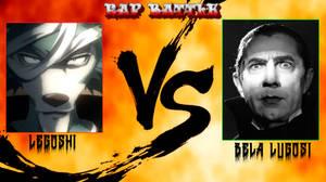 Rap Battle - Legoshi VS. Lugosi