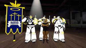 Rogue Space Marines - The Faithful