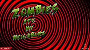 Zombies Ate My Neighbors 2020