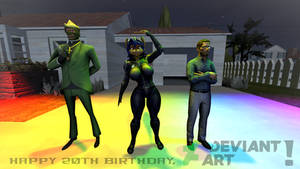 20 Years Of DeviantArt