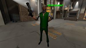 Same Spy, New Look