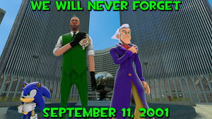 2020 - We Will Never Forget