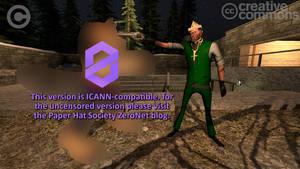 Standing My Ground (ICANN)