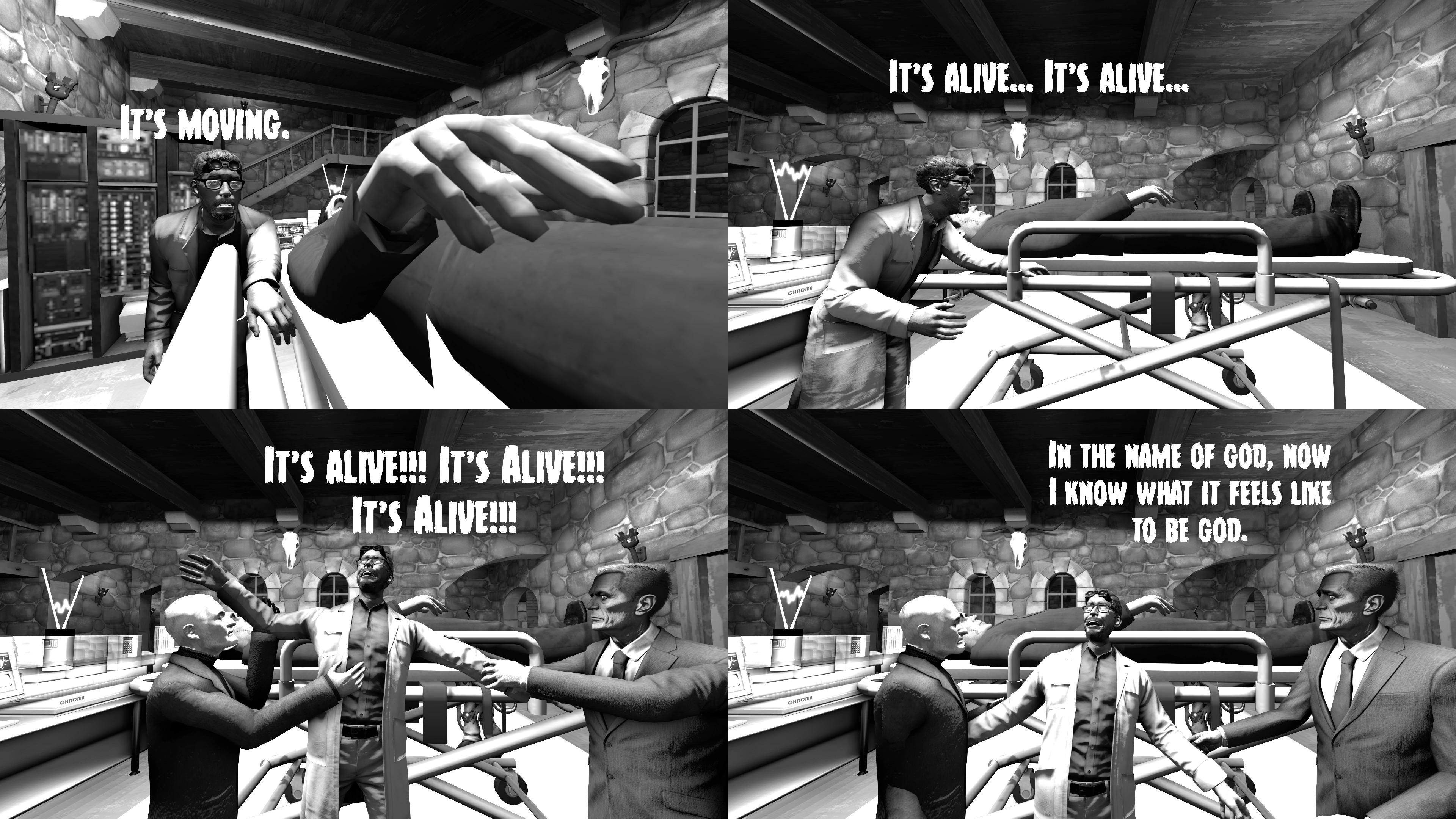 It's Alive (4 of 4)