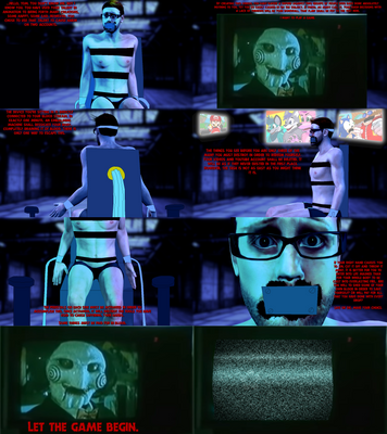 Jigsaw's Traps - Tom (Flashgitz) Pt. 2