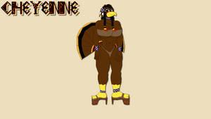 OC - Cheyenne