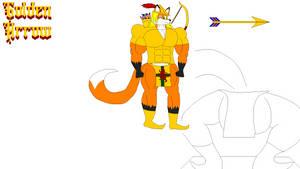 OC - Golden Arrow