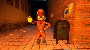 Sonic Forces - Inspector Gadget