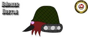 Bunker Beetle (Super Mario Project)