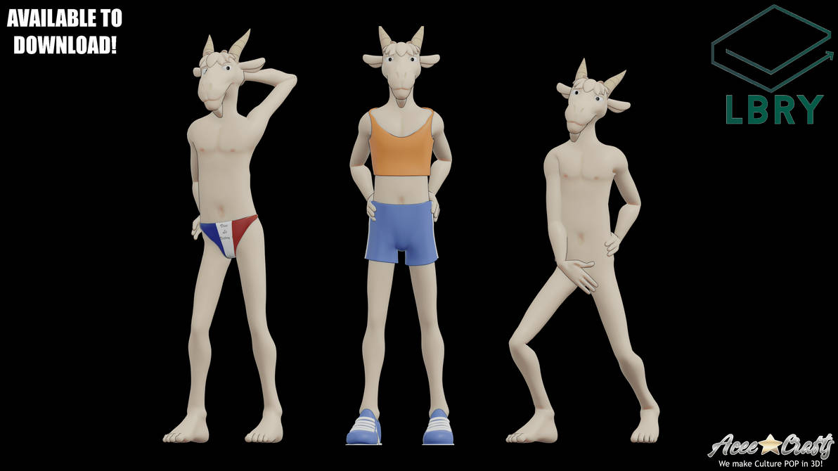 [Model Download] Rene Fromage