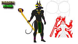 OC - Pharaoh Hound