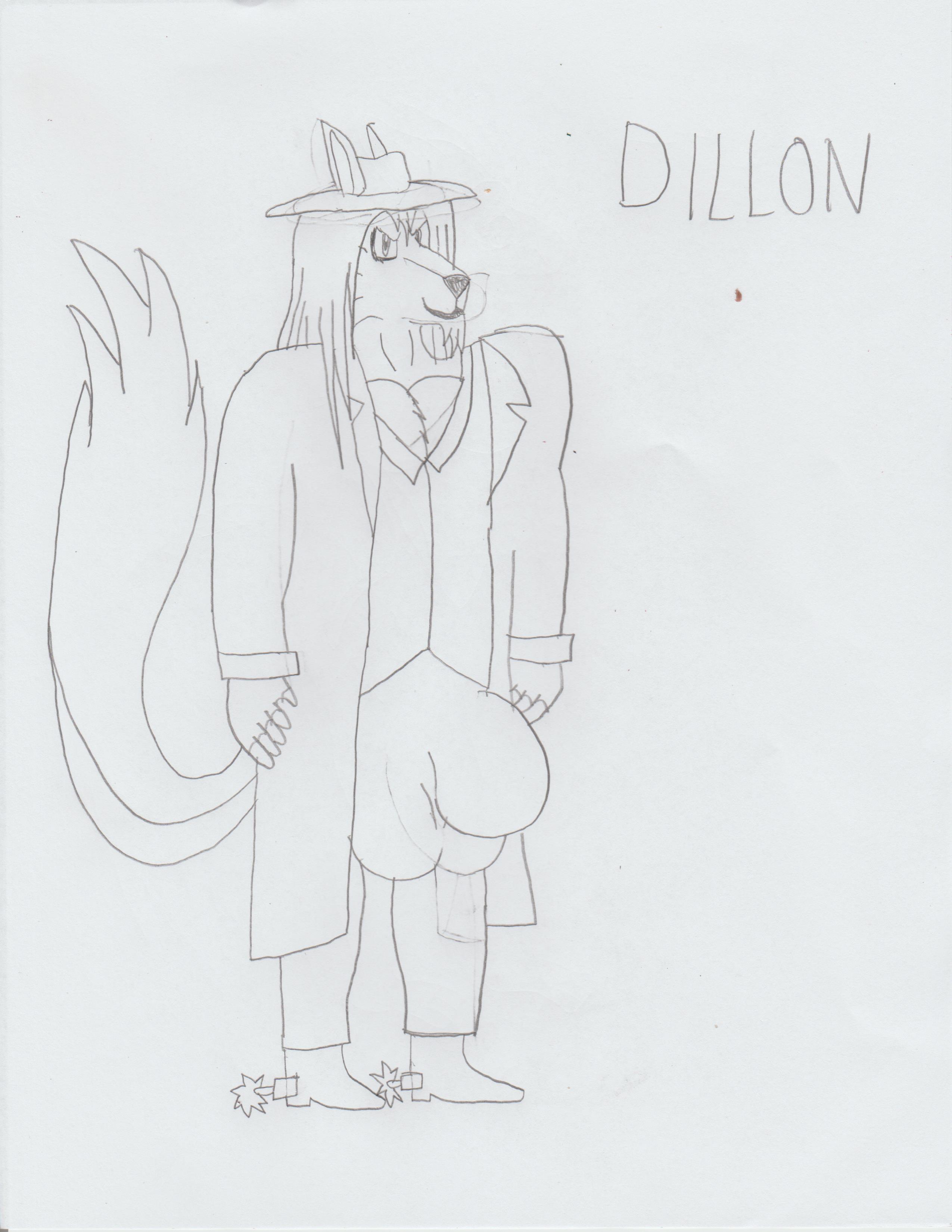 [Draft] - Dillon (Ghoun's Workshop)