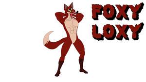Anthro - Foxy Loxy