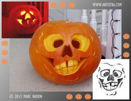 Pumpkin13 by Cosmic-Riptide
