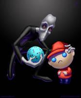 Nightmare-001 by Cosmic-Riptide