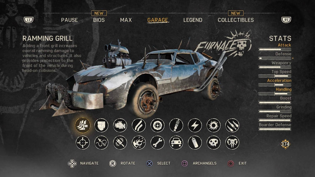 Mad Max car build, Spectre by Fadeless451 on DeviantArt