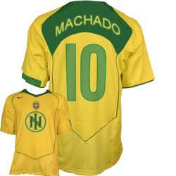 Cristian Machado Brasil Jersey by el-link