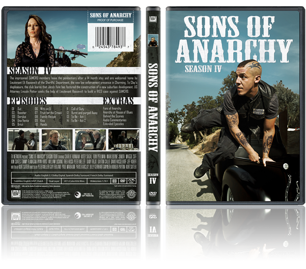 Sons of Anarchy S04
