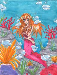 Mermaid-chan by emisa