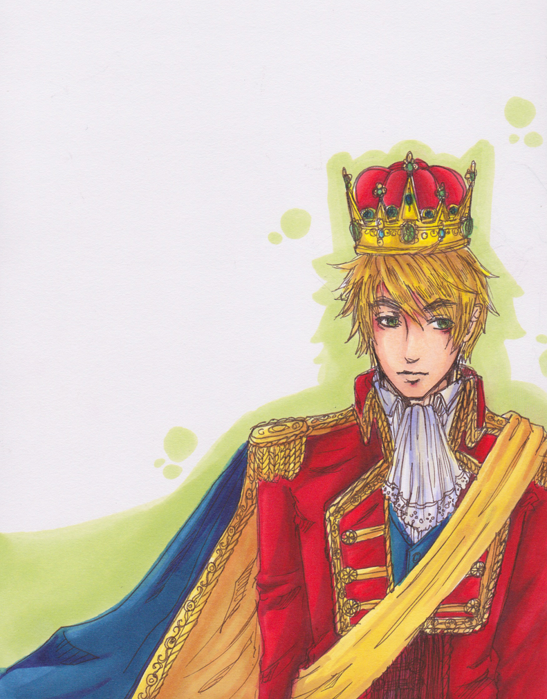 Aninimal Book: Prince Charming by emisa on DeviantArt