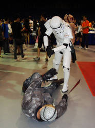 Stormtrooper Ownage