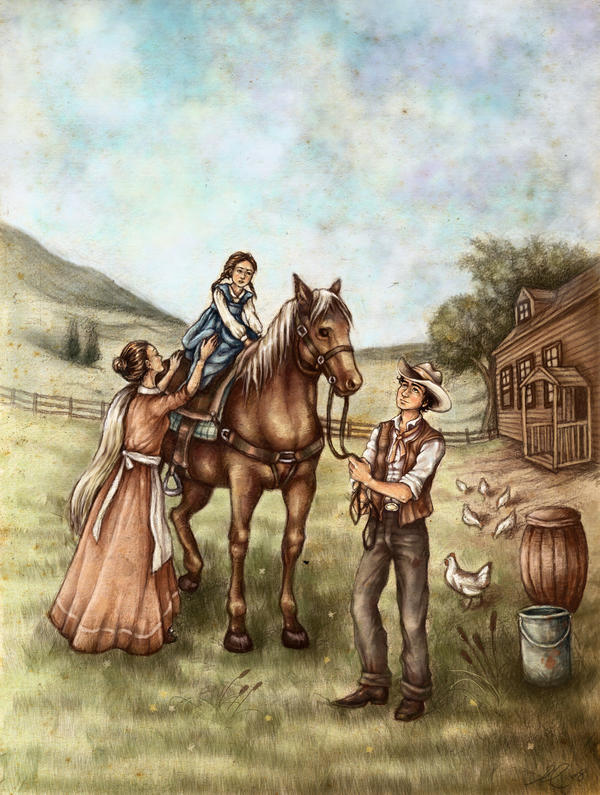 Clara Barton Commision 2 by rose-colligan