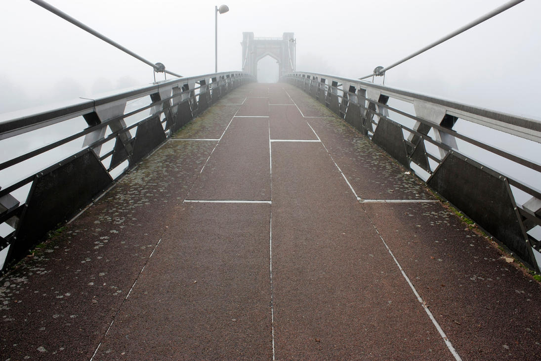 Mist - Bridge 2 by enkyl