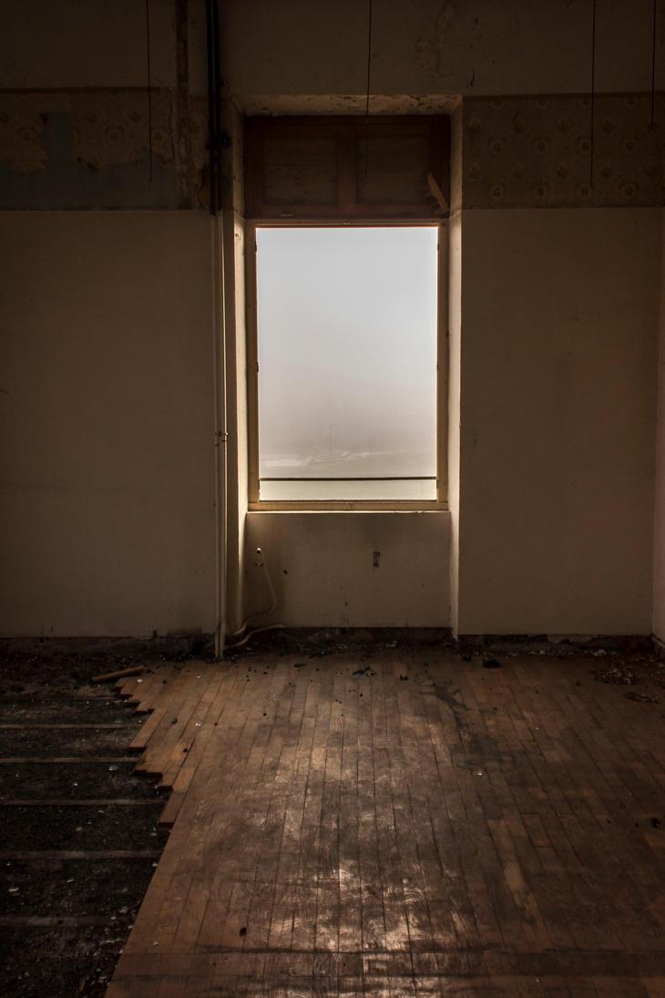 Misty Window by enkyl