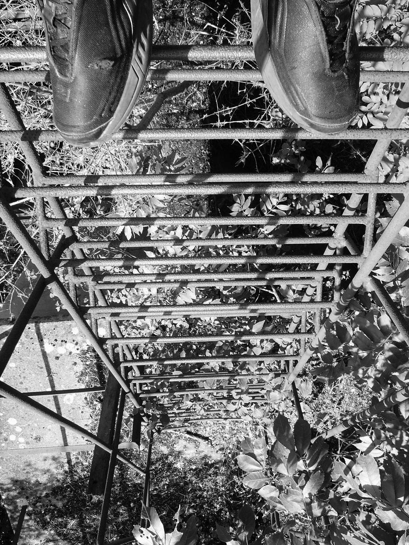 Stairway to en bas by enkyl