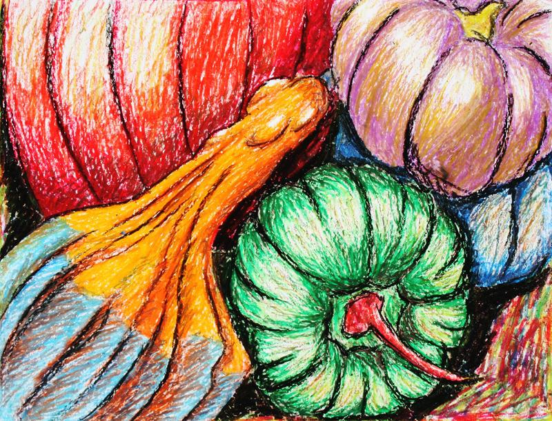 Amazing Pumpkins by Kelikei