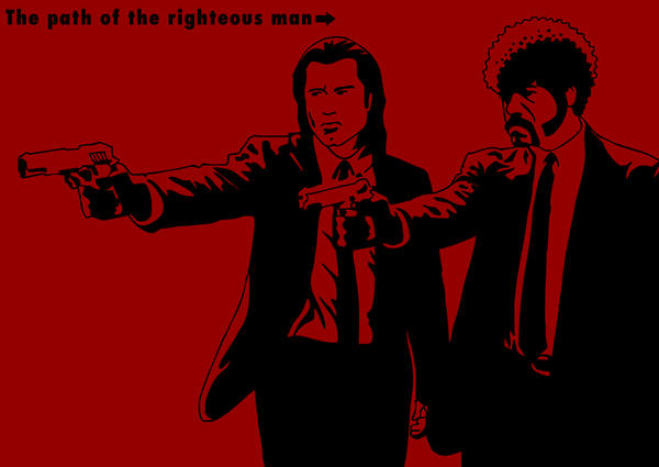 Path Of The Righteous Man Nab 70