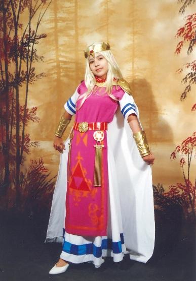 Zelda aLttP by Nafady