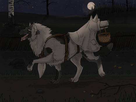 Come on let's go get some treats! [Tokoween 2020]
