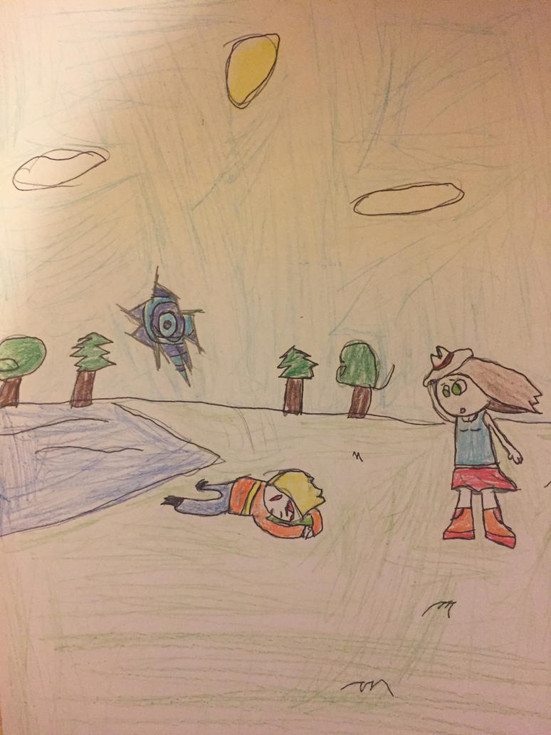 Lucas Pearl Rival: Prologue (Part 1) by ZuesKillerProduction
