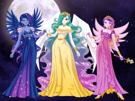 Sailor Senshi Maker MLP:FiM