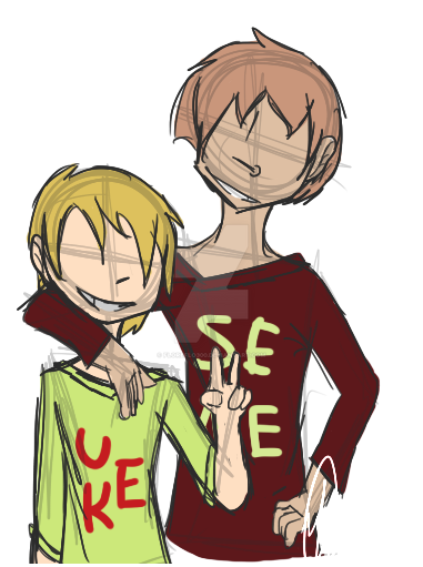 Ask To Seme and Uke 2.0 by FloreFLo300