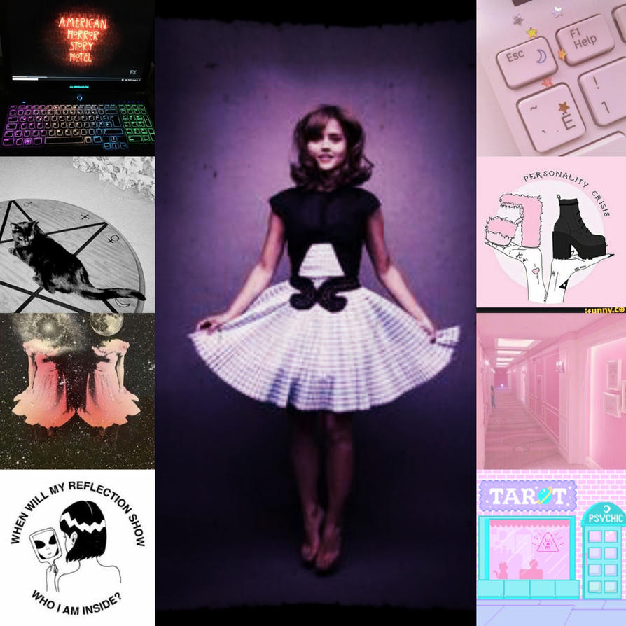 Lo aesthetic collage ver. 2 by HBCfanAlex