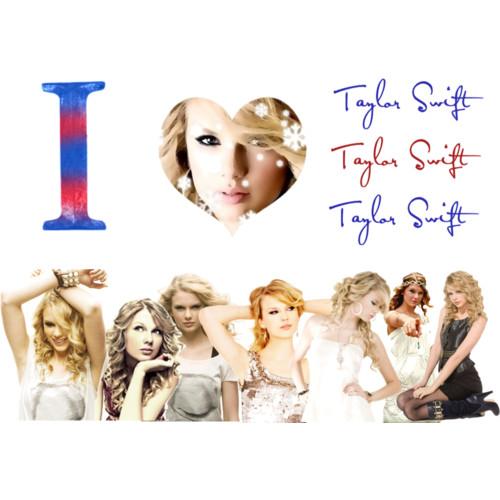 TAYLOR SWIFT LYRICS - I Heart ? - A-Z.