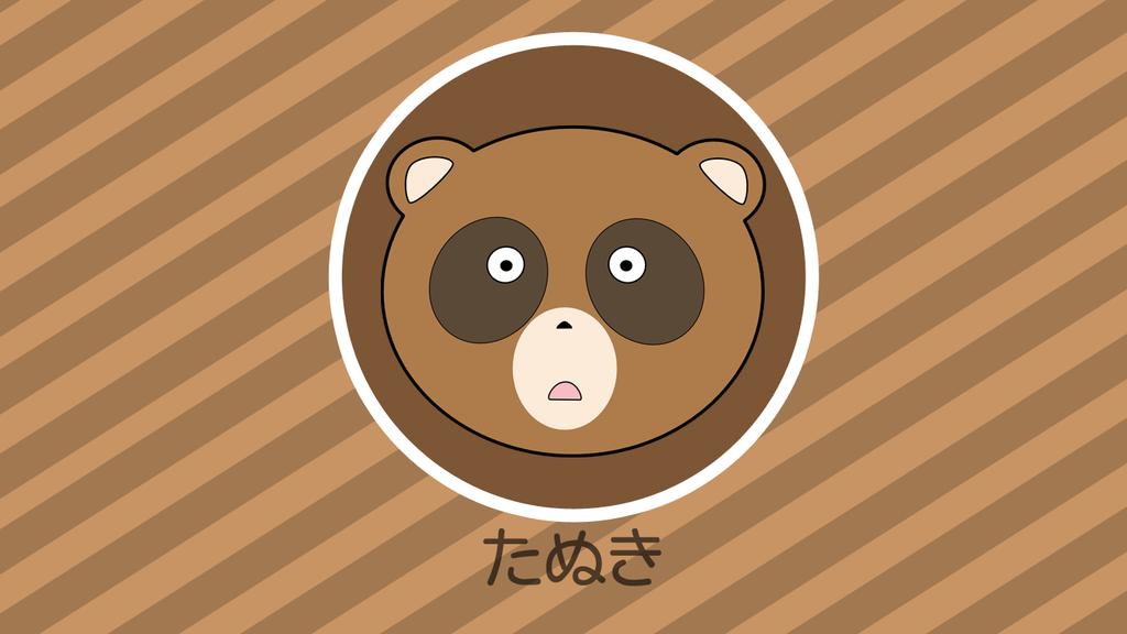 Tanuki by betamax777
