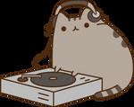 DJ Pusheen
