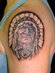 Another Indian head
