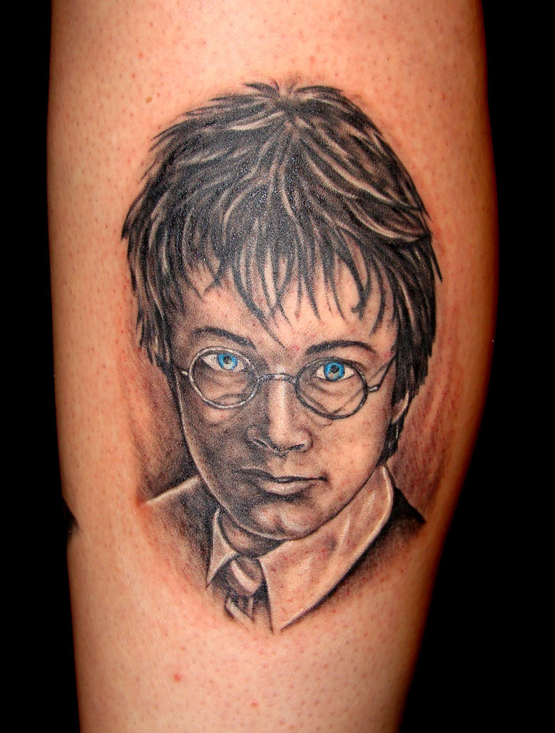 Good Portrait Tattoos