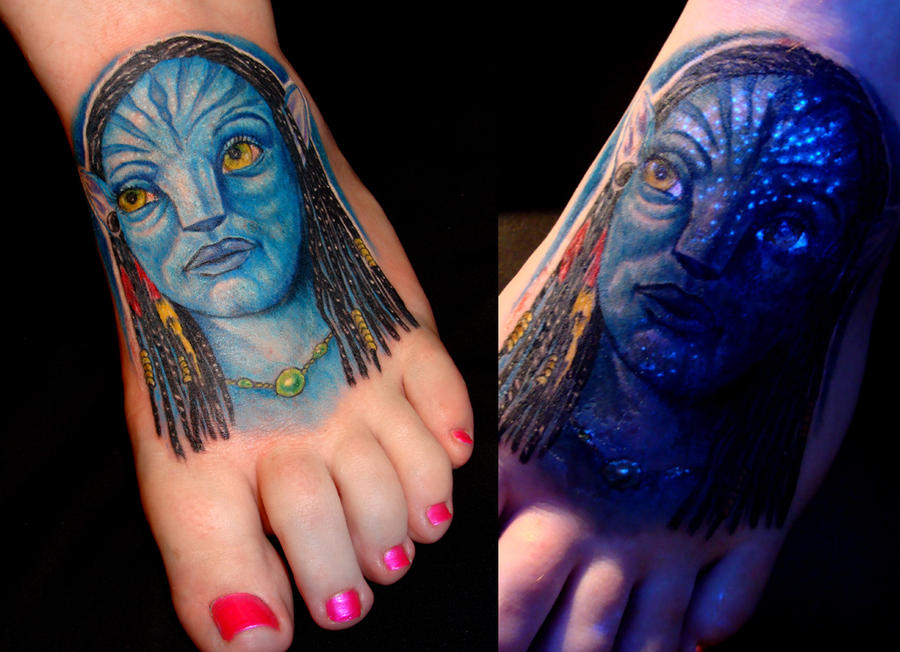 Avatar piece II by danktat