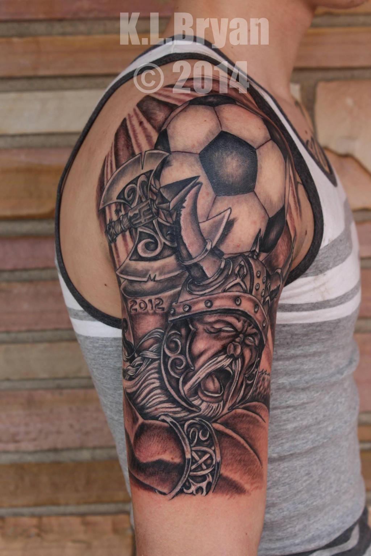 Soccer Championship Memorial Tattoo By Danktat On DeviantArt