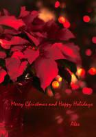 Happy Holidays by aquapell
