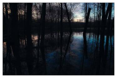 Blue Serenity by aquapell