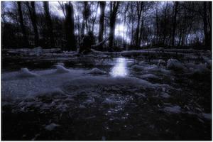Crystal Moonlight by aquapell