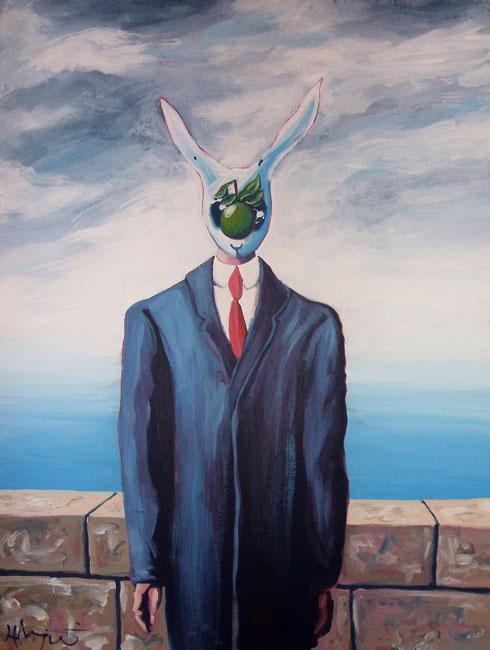 Son of Rabbit by HillaryWhiteRabbit
